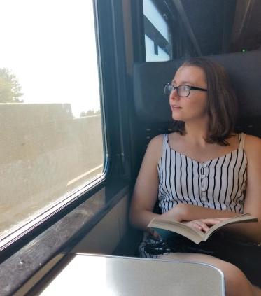Girl on a Train edit